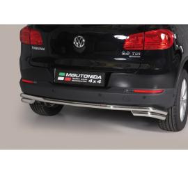 Heckstoßstange Volkswagen Tiguan