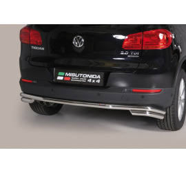 Rear Protection Volkswagen Tiguan