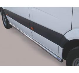 Seitenschutz Volkswagen Crafter SWB