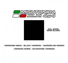 Side Step Mitsubishi Pajero 2.5Td/Intercooler