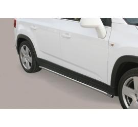 Seitenschutz Chevrolet Orlando