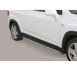 Side Protection Chevrolet Orlando