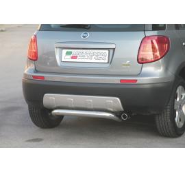 Rear Protection Fiat Sedici