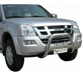 Bull Bar Isuzu D-Max Road Map Double Cab