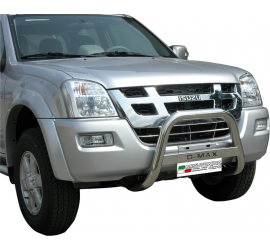 Frontschutzbügel Isuzu D-Max Road Map Double Cab