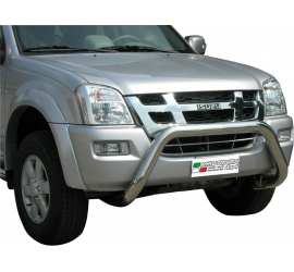 Bull Bar Isuzu D-Max 4 Road Map Double Cab