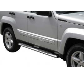 Trittbretter Jeep Cherokee