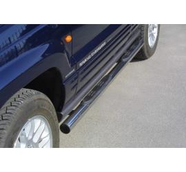 Trittbretter Jeep Gran Cherokee