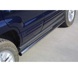 Seitenschutz Jeep Gran Cherokee
