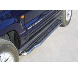 Marche Pieds Jeep Grand Cherokee