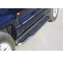 Side Step Jeep Grand Cherokee