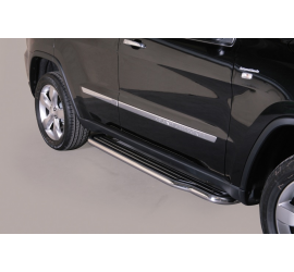 Trittbretter Jeep Grand Cherokee