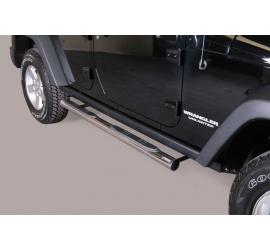 Marche Pieds Jeep Wrangler