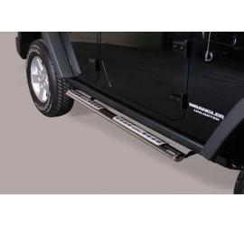 Side Step Jeep Wrangler