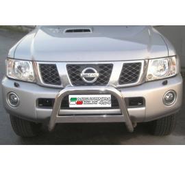 Frontschutzbügel Nissan Patrol GR