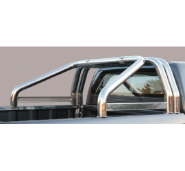 Roll Bar Nissan NP300 Double Cab