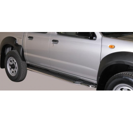 Side Step Nissan NP300 Double Cab