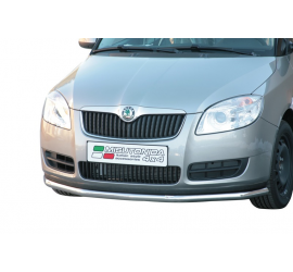 Front Protection Skoda Roomster