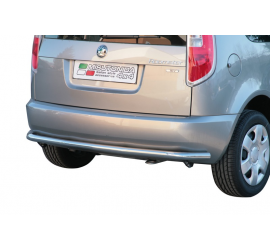 Rear Protection Skoda Roomster