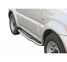 Trittbretter Suzuki Jimny