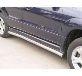 Seitenschutz Subaru Forester