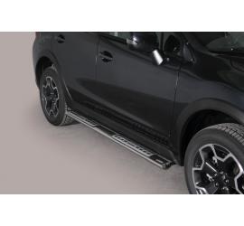 Trittbretter Subaru XV