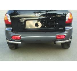 Rear Protection Hyundai Santa Fe