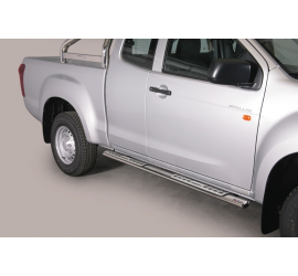 Side Step Isuzu D-Max Space Cab