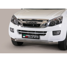 Front Protection Isuzu D-Max Space Cab