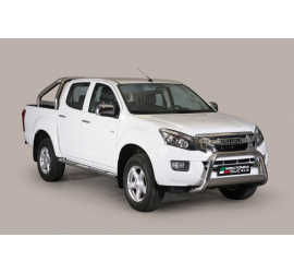 Bull Bar Isuzu D-Max Space Cab