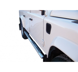Side Step Land Rover Defender 110