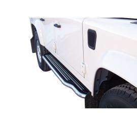 Trittbretter Land Rover Defender 110