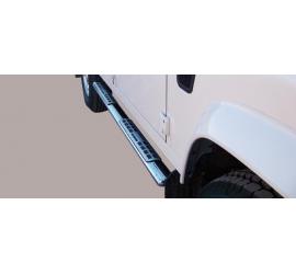 Trittbretter Land Rover Defender 90