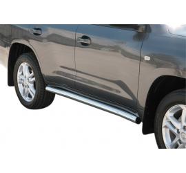 Seitenschutz Toyota Land Cruiser V8 200