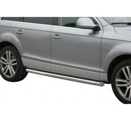 Seitenschutz Audi Q7