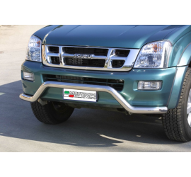 Protection Avant Isuzu D-Max 4 WD Crew 3.0 - Road Map