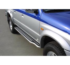 Trittbretter Mazda B2500 Freestyle