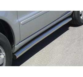 Side Protection Mercedes ML
