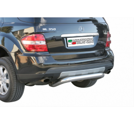 Rear Protection Mercedes ML
