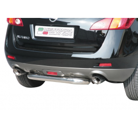 Rear Protection Nissan Murano
