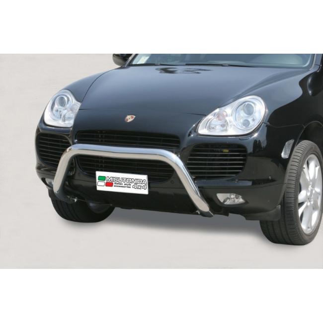 Frontschutzbügel Porsche Cayenne