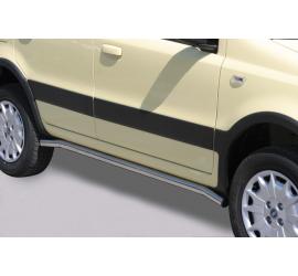 Seitenschutz Fiat Panda 4X4
