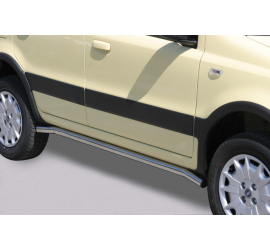 Side Protection Fiat Panda 4X4