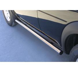 Side Protection Land Rover Freelander 4 Doors