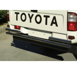 Protection Arrière Toyota Hi Lux 2.5 TD Xtra Cab
