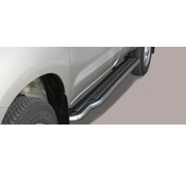Trittbretter Toyota Hi Lux Extra Cab