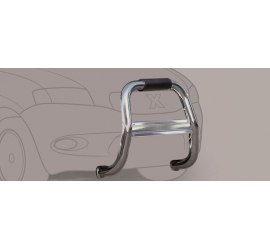Bull Bar Toyota Land Cruiser KZJ95