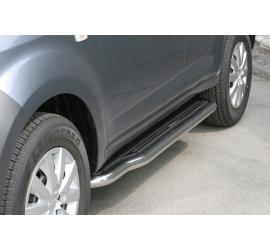 Side Step Daihatsu Terios Overfender
