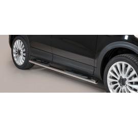 Trittbretter Fiat 500 X
