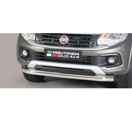 Front Protection Fiat Fullback D.C./Extended cab SX